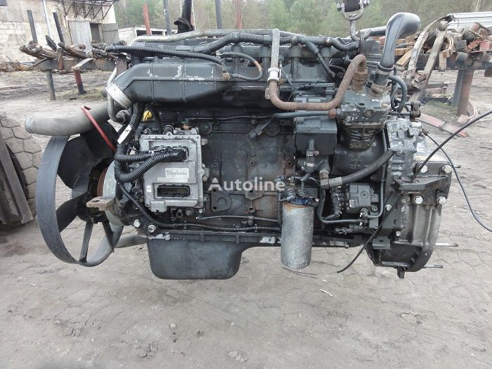 Tector engine for IVECO EuroCargo truck