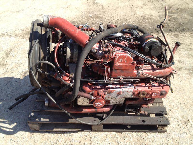 Iveco Eurocargo iz Germanii engine for IVECO Eurocargo truck