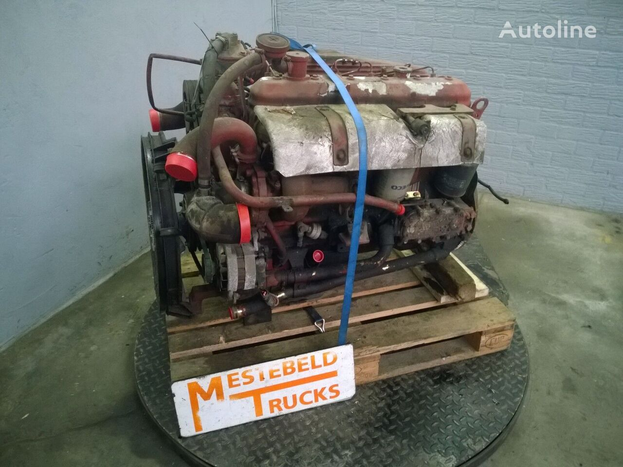 engine for IVECO Motor 8060.25 tractor unit