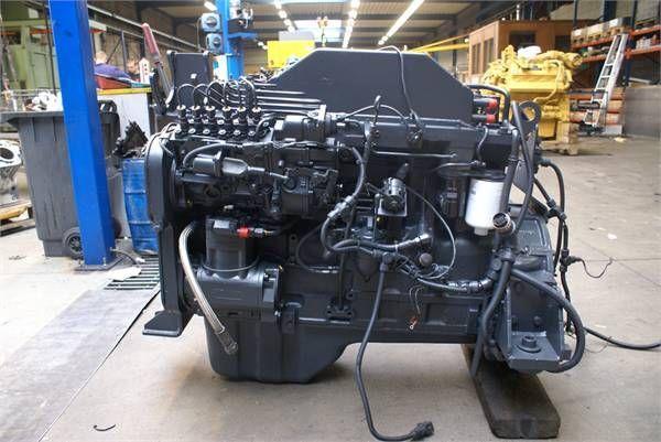 engine for KOMATSU S6D114 E1 wheel loader