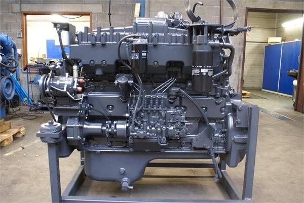engine for KOMATSU SA6D125 E2 other construction equipment