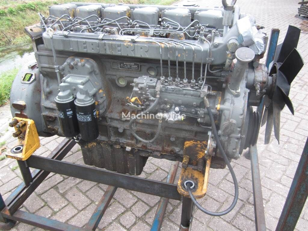 engine for LIEBHERR D926NA other construction equipment