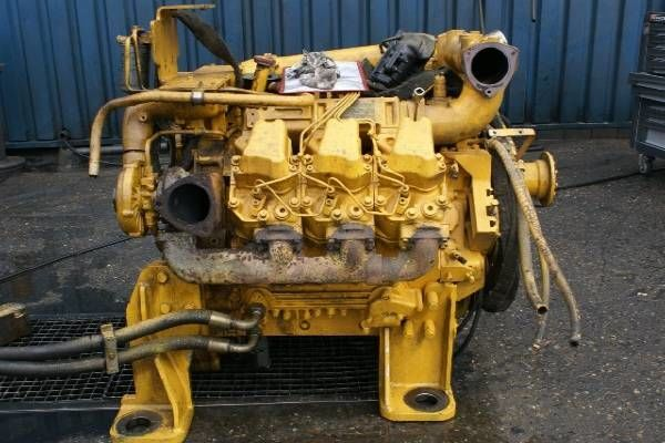 engine for LIEBHERR USED ENGINES other construction equipment