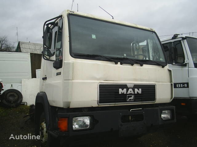 MAN D0826 engine for MAN 12.224 truck