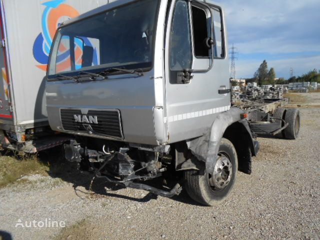 MAn 14.163 EURO 2 B.J. 1998 KM 400000 engine for MAN 163 truck