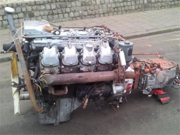 engine for MAN 18.256 truck