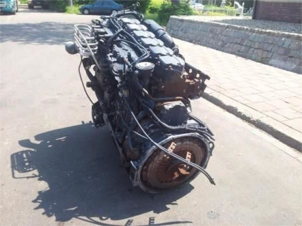 engine for MAN 19.414 tractor unit