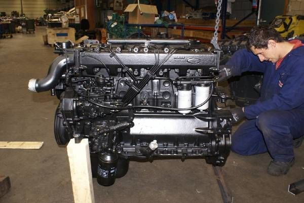 engine for MAN D0826 LF 03 bulldozer
