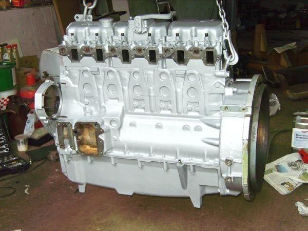 engine for MAN D0826 LF 06 wheel loader