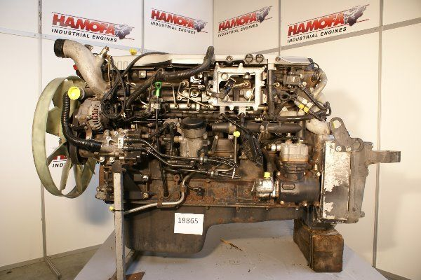 engine for MAN D2066 LF01 tractor unit