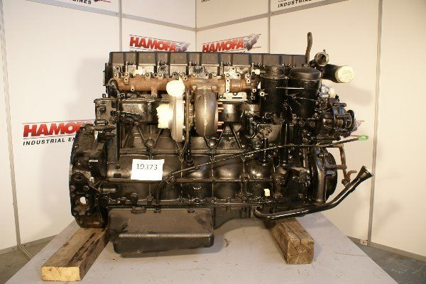 engine for MAN D2676 LOH02 tractor unit