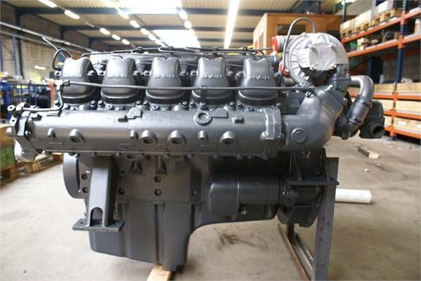 engine for MAN D2840LE other construction equipment