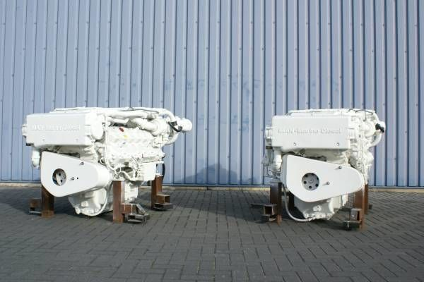 engine for MAN D2842LE409 tractor unit