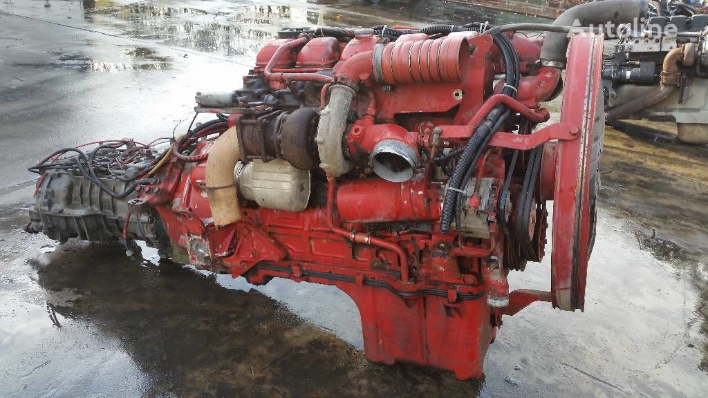 engine for MAN D2865 truck