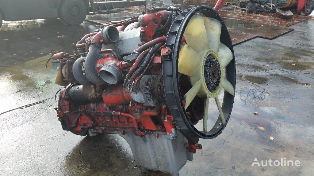 engine for MAN D2865LF02 truck