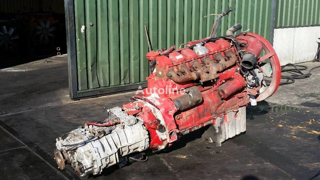 engine for MAN D2866F truck