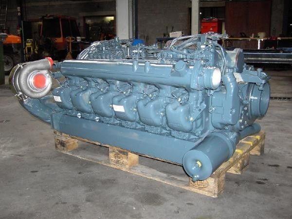 engine for MAN D2876 LOH 01/02/03/04/05/20/21/23 bus