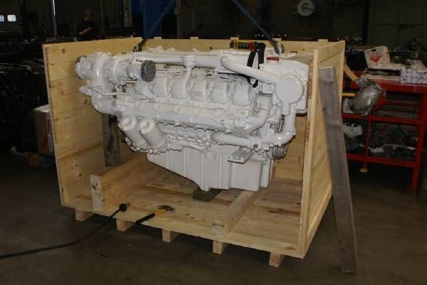 engine for MAN RECONDITIONED ENGINES truck