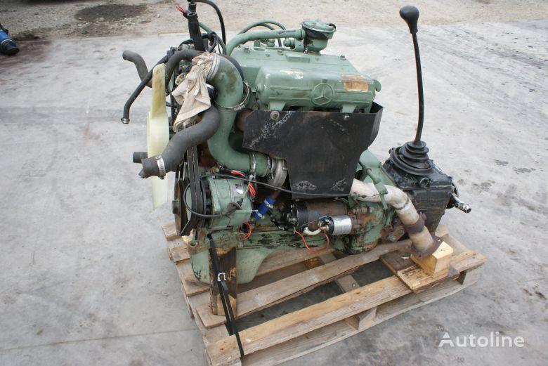 Mercedes benz engines for mercedes benz 508 608 609 711 for Mercedes benz diesel truck engines