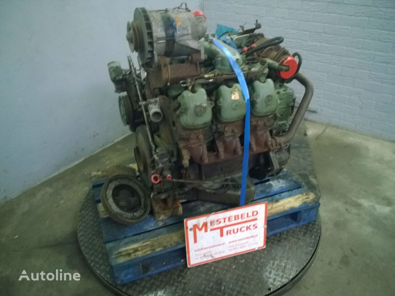 engine for MERCEDES-BENZ Motor OM 421 A bus