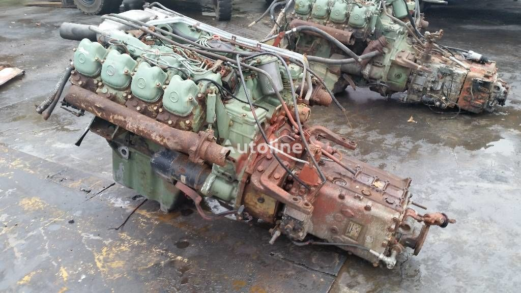 engine for MERCEDES-BENZ OM 402 truck