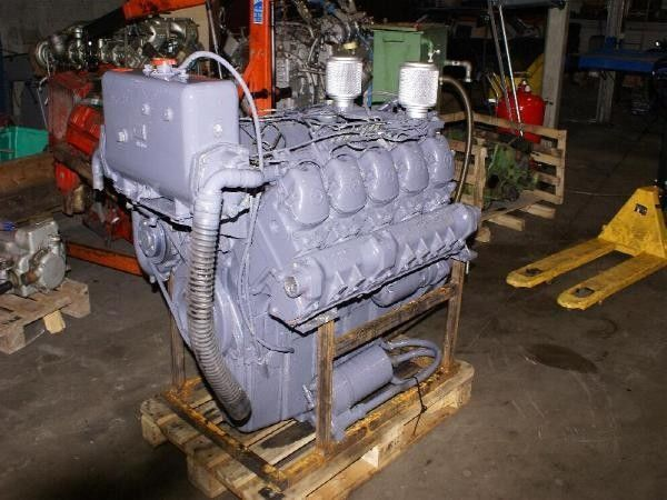 engine for MERCEDES-BENZ OM 403 MARINE other construction equipment