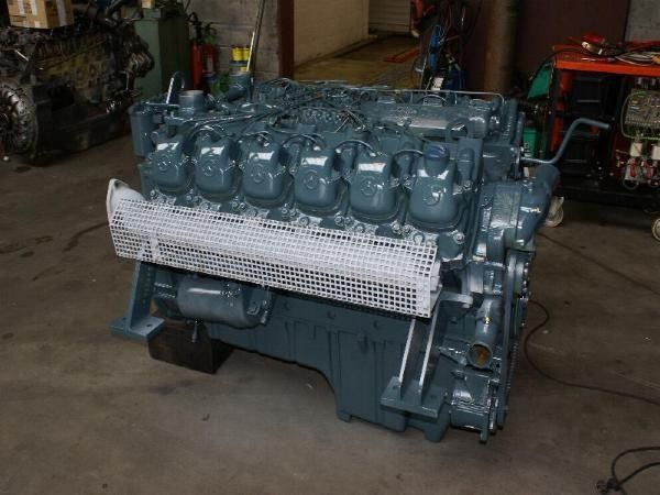 engine for MERCEDES-BENZ OM 404 other construction equipment