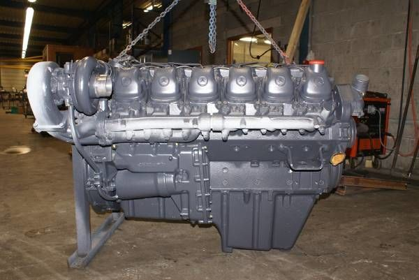 engine for MERCEDES-BENZ OM 404 A other construction equipment