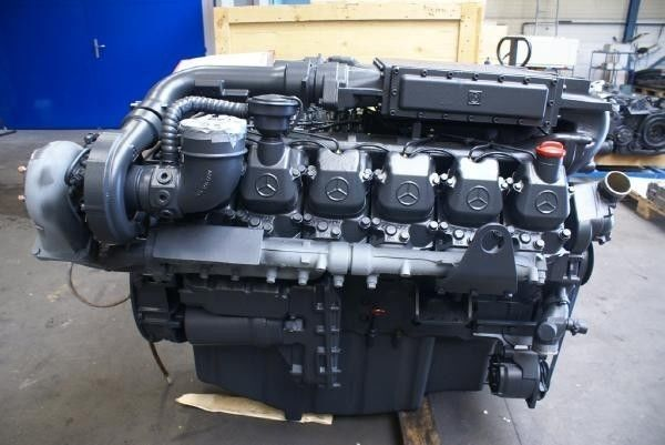 engine for MERCEDES-BENZ OM 444 LA other construction equipment