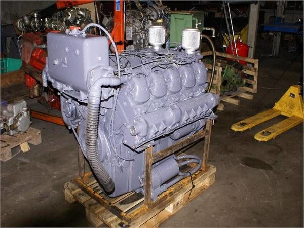 engine for MERCEDES-BENZ OM444LA other construction equipment
