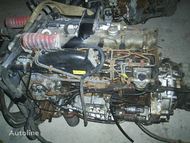 engine for RENAULT MIDLUM 220 dci truck
