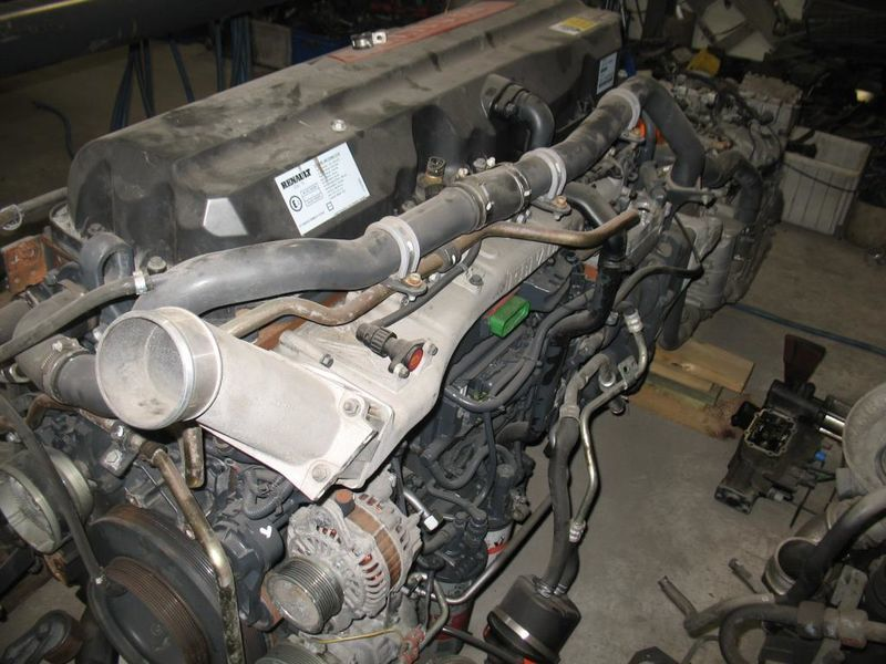 DXI engine for RENAULT Magnum truck