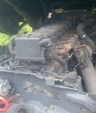 DC11 engine for SCANIA truck