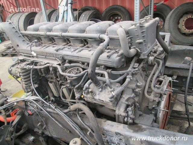 DT12 06 engine for SCANIA 5 serii  truck