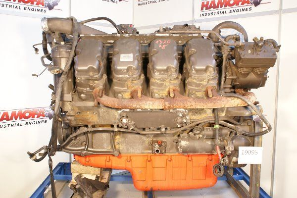 engine for SCANIA DC1602 tractor unit