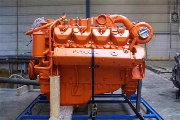 engine for SCANIA DI14 other construction equipment