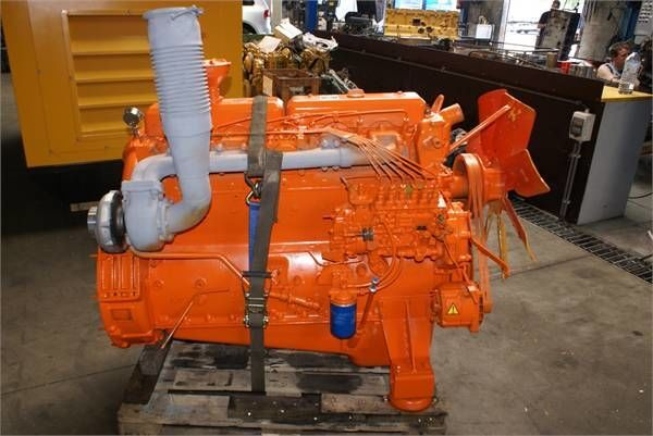 engine for SCANIA DS11 excavator