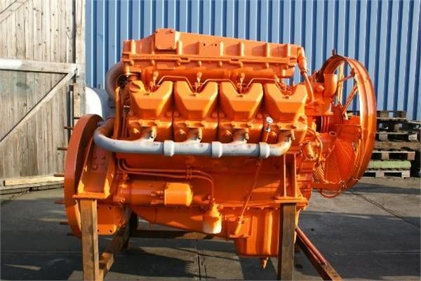 engine for SCANIA DSI 14 tractor unit