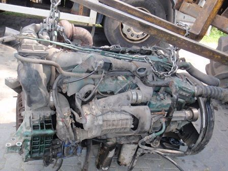 D6A engine for VOLVO truck