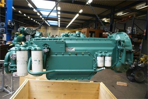 engine for VOLVO DH10A other construction equipment