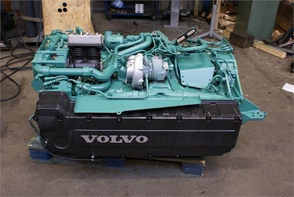 engine for VOLVO DH12 bus