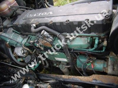 Volvo FH12 420 EURO2 engine for VOLVO FH12 420 EURO2 truck