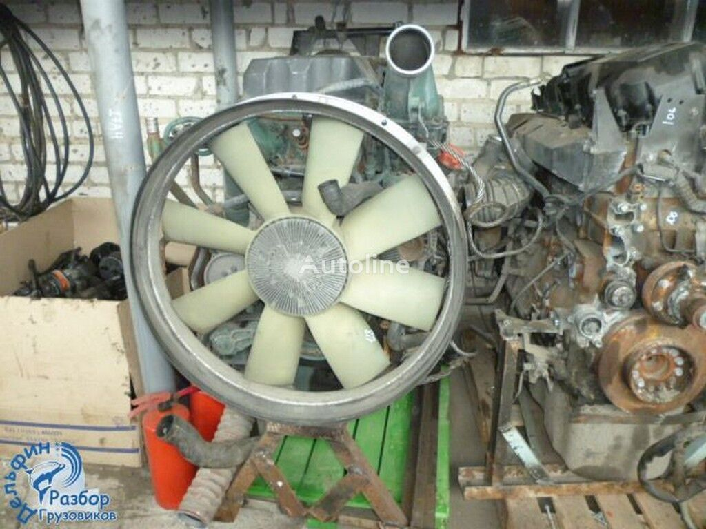 D9A engine for VOLVO FM9 truck