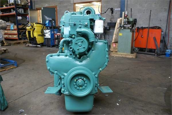 engine for VOLVO TD100G other construction equipment