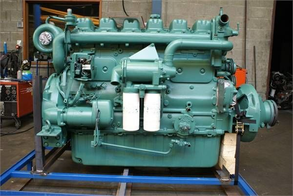 engine for VOLVO TD121C roller