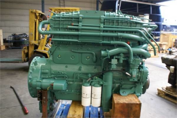 engine for VOLVO TD122KAE other construction equipment