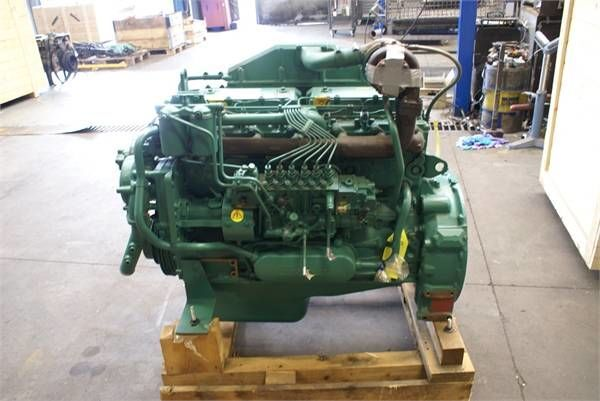 engine for VOLVO TWD630ME other construction equipment