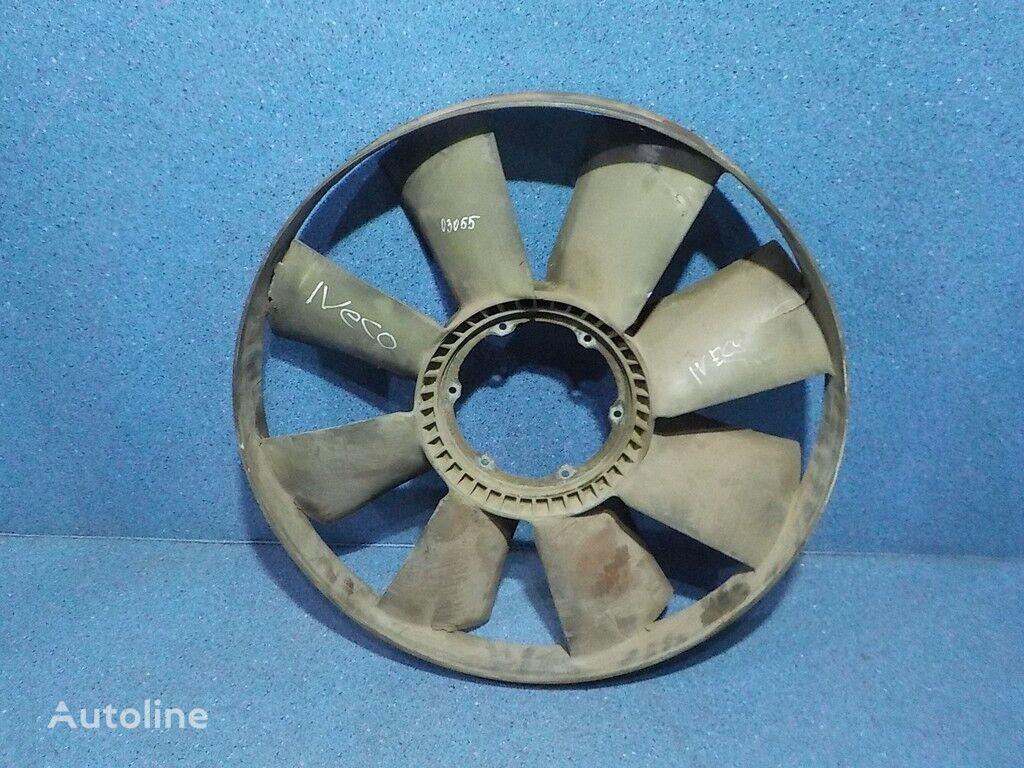 Krylchatka ventilyatora dvigatelya Iveco fan case for truck