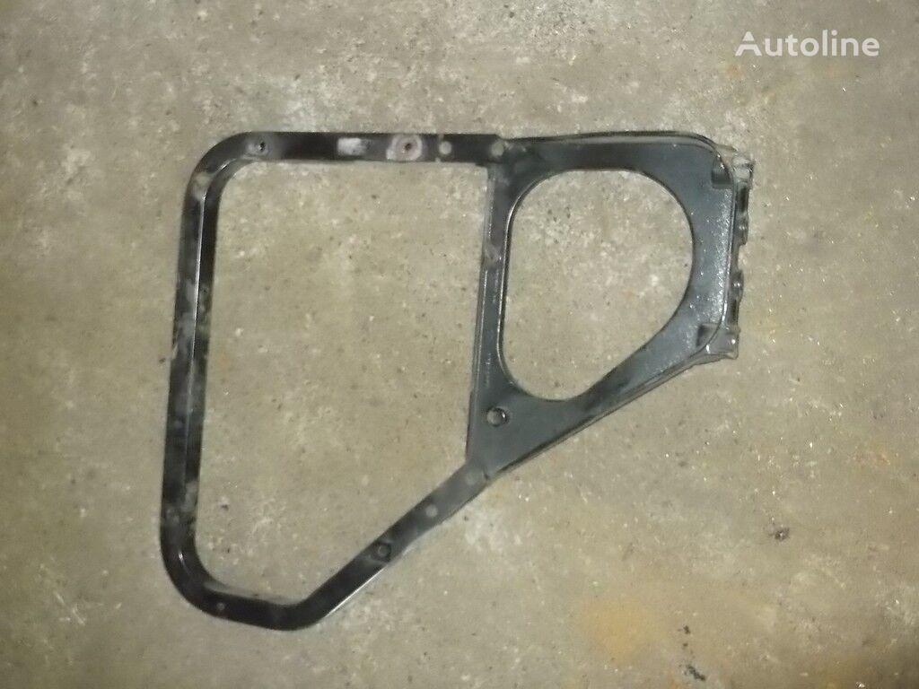 Kronshteyn krepleniya kryla LH Volvo fasteners for truck