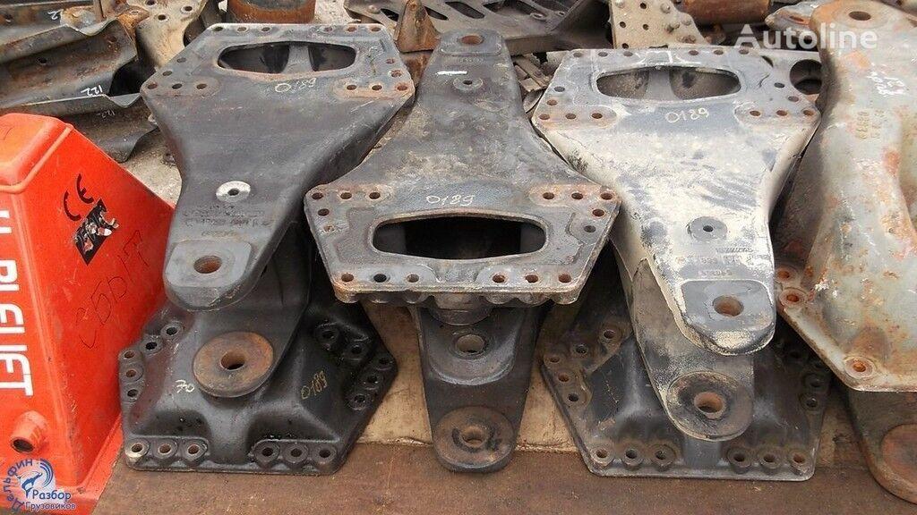 Kronshteyn ressory fasteners for truck